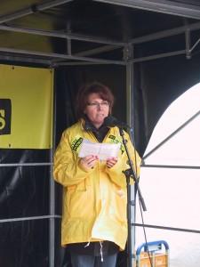 Isabelle Bellou témoigne pour fibromyalgieSOS