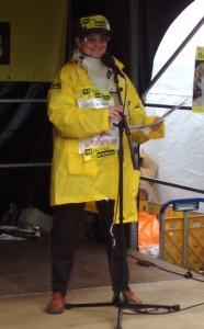 Nadine Randon, Présidente de FibromyalgieSOS