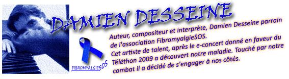 Notre Parrain : Damien Desseine