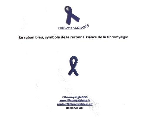 Pins en soutien fibromyalgie