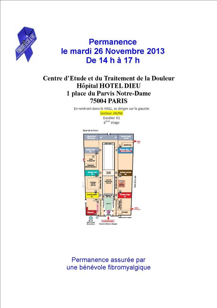 PARIS Hotel Dieu 26 11 2013