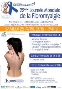 22 em journée mondiale de la fibromyalgie