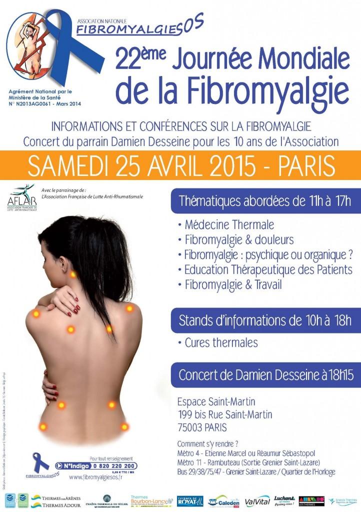 AFFICHE PARIS 2015