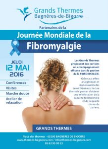 GT - Fibromyalgie Flyer recto